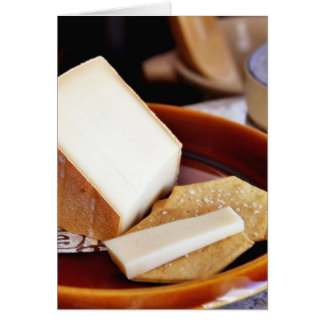 Chaubier Cheese Card