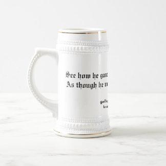 Chaucer Blog: Dronken Stein! Coffee Mug