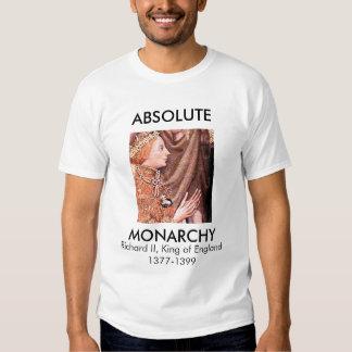 CHaucer Blog, GS: Richard II T Shirts