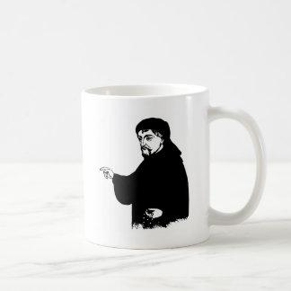 Chaucer Classic White Coffee Mug