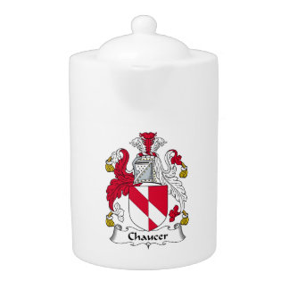Chaucer Family Crest