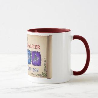 Chaucer 'Feudalpalooza' 1392 Tour (Mug) Mug