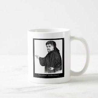 Chaucer Love Is Blind Quote Tees Gifts MORE! Mug