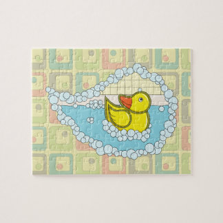 Chaucer the Rubber Duck Puzzle