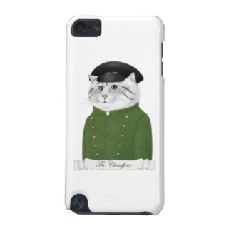 Chauffeur Cat iPod Touch 5g Case