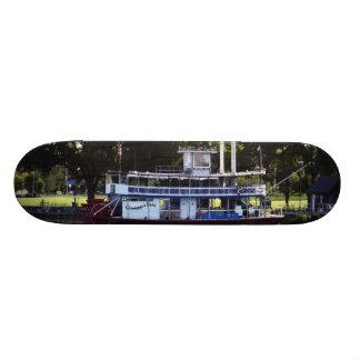 Chautauqua Belle on Lake Chautauqua Skateboard Deck