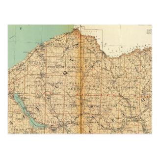 Chautauqua, condados de Cattaraugus Tarjetas Postales