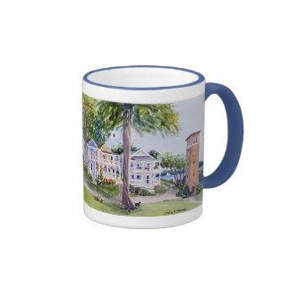 Chautauqua cottages coffee mugs