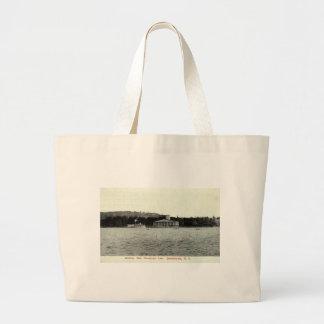 Chautauqua Lake, Jamestown NY 1909 Vintage Bags