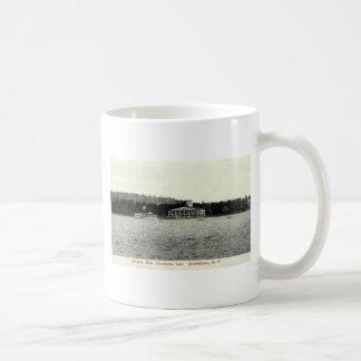 Chautauqua Lake, Jamestown NY 1909 Vintage Coffee Mug