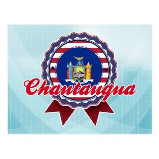Chautauqua, NY Postales