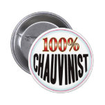 Chauvinist Tag Pinback Buttons