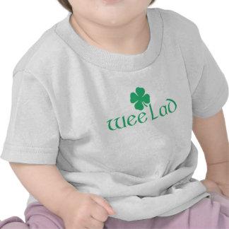 Chaval pequenito camiseta