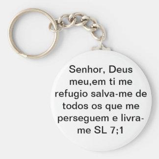 chaveirinho c biblical versicle keychain