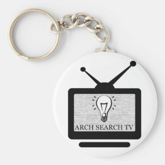 Chaveiro 5,7cm Arch Search TV Keychain
