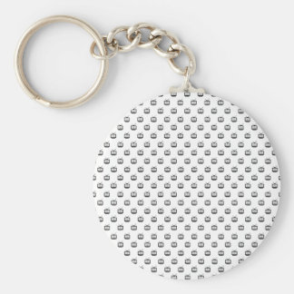 Chaveiro 5,7cm Mesh Arch Search TV Keychain
