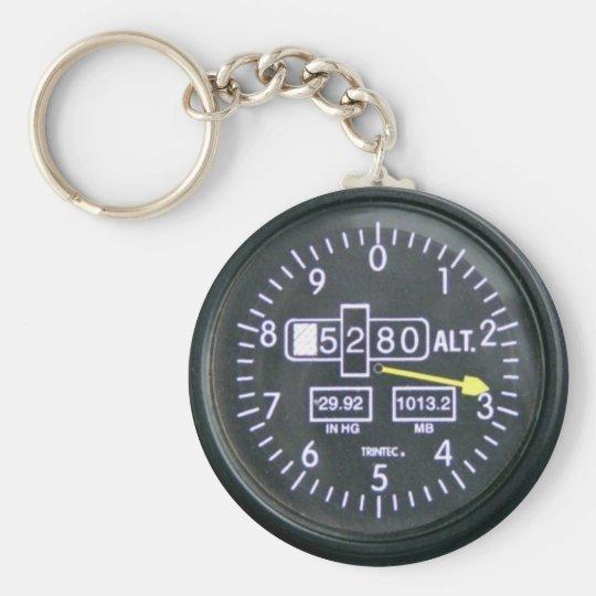 Chaveiro Altimeter - Sea Style 2010 Keychain