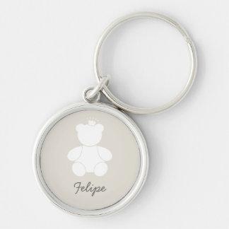 Chaveiro Baby Bear Prince Keychains