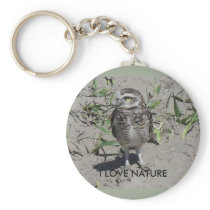 Chaveiro I love nature Keychain