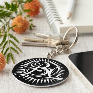 Chaveiro Logo Insignia BL Keychain