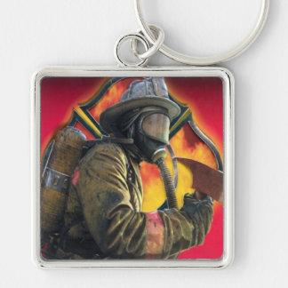 Chaveiro premium Fireman Keychain