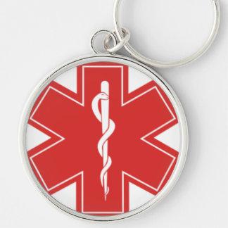Chaveiro Premium Star of the red Life Keychain