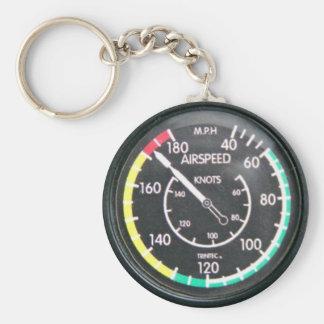 Chaveiro Speedometer - Sea Style 2010 Basic Round Button Keychain