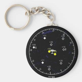Chaveiro TCAS - Sea Style 2010 Basic Round Button Keychain