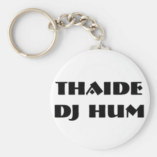 chaveiro thaide dj hum keychain