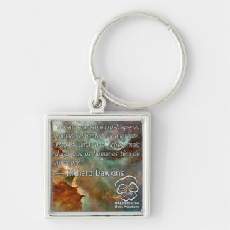 Chaveiro the nature is not cruel keychain