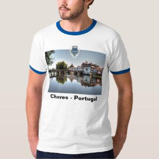 Chaves - camiseta de Portugal Polera