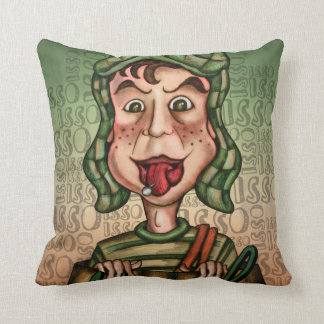 Chaves Throw Pillow