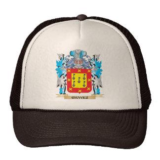 Chavez Coat of Arms - Family Crest Trucker Hat