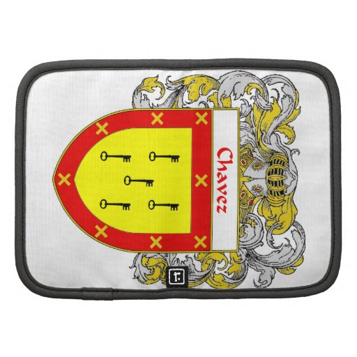 Chavez Coat of Arms/Family Crest Planners