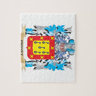 Chavez Coat of Arms - Family Crest Jigsaw Puzzle