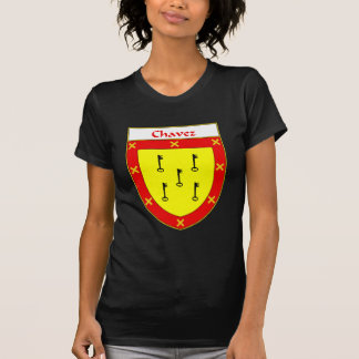 Chavez Coat of Arms/Family Crest T-Shirt