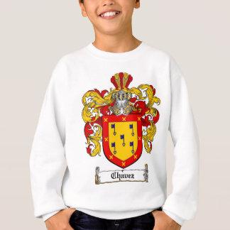 CHAVEZ FAMILY CREST -  CHAVEZ COAT OF ARMS SWEATSHIRT