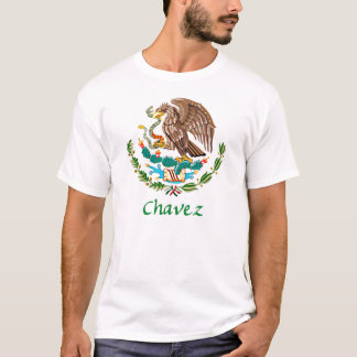 Chavez Mexican National Seal T-Shirt