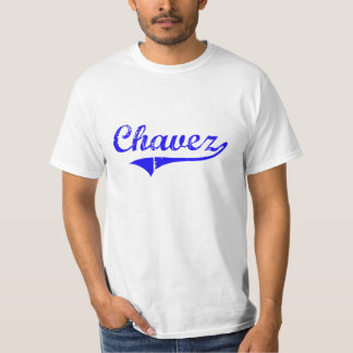 Chavez Surname Classic Style T-Shirt