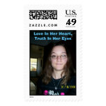 Chavis, Love In Her Heart, Truth In Her Eyes Stamps