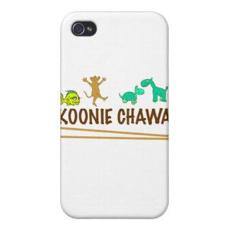 chawa del koonie iPhone 4 protector