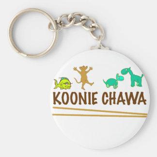 chawa del koonie llaveros personalizados