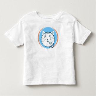 chawanneko copy toddler t-shirt