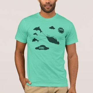 ChaZ Air Mint T-Shirt