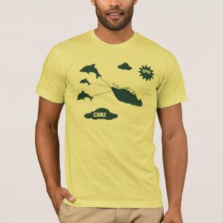 CHAZ AIR YELLOW T-Shirt