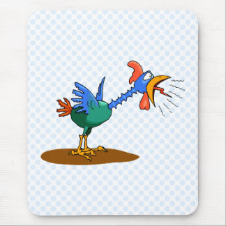 Chaz Chicken Mouse Pad