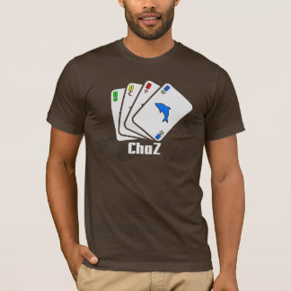 Chaz Four Of A Kind T-Shirt