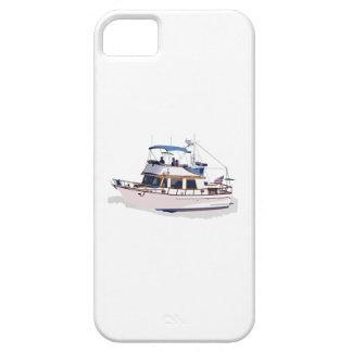 CHB DIESEL TRAWLER BOAT iPhone 5 COVERS
