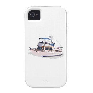 CHB DIESEL TRAWLER BOAT iPhone 4/4S CASE