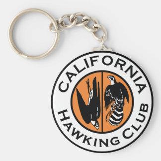 CHC Logo Printed Keychain
